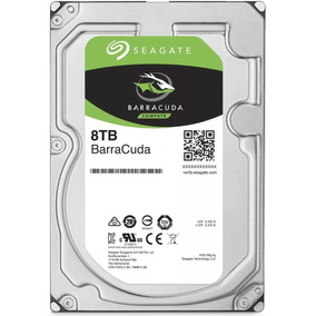 Hd Seagate 8tb 8000gb Sata3 256mb 5900 Rpm Barracuda Desktop