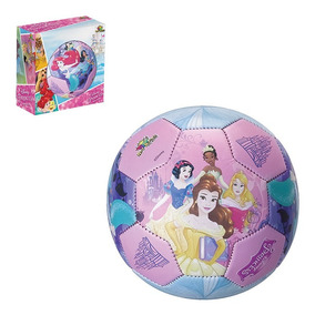 662df1a66ff2f Brinquedo Infantil Mini Bola Couro Princesas Disney Na Caixa