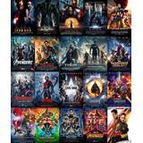 Marvel Colección 23 Blu Ray - Máxima Calidad Al Mejor Precio