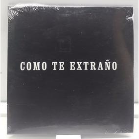 Cd Nuevo Single De Difusion Abel Pintos Como Te Extraño