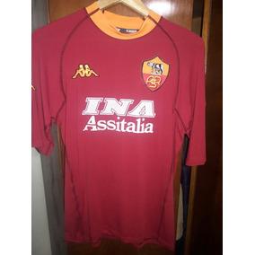 Camiseta Roma Batistuta 8129200063ce9