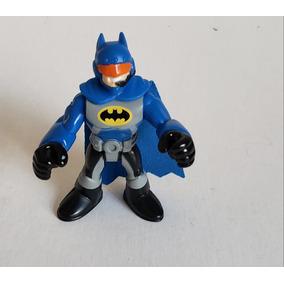 ef01a93aa19 Imaginext Batman Cinza E Azul - Brinquedos e Hobbies no Mercado ...