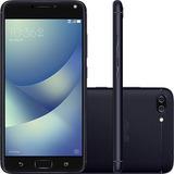 Smartphone Asus Zenfone 4 Max Tela 5.5 16gb Tv Câmera Dual