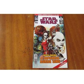 Gibi Ediouro / Star Wars 8 / A Impiedosa Aurra Sing / X Wing