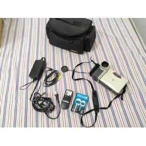 Camera Sharp Viewcam Vl-a10 Hi8