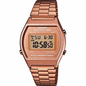 9410bc6a6b3f Reloj Casio Rosa Gold Mini Original - Relojes en Mercado Libre México