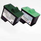 Cartucho Cart Negro + Color X1100 X1195 X1270 X1250 X2250