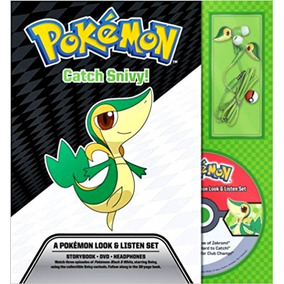 Pokémon - Catch Snivy! - A Pokémon Deluxe Look & Listen Se