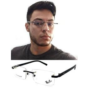 054219c2d0c46 Armação Para Óculos De Grau Sem Aro Ballgrif Flutuante - Óculos no ...