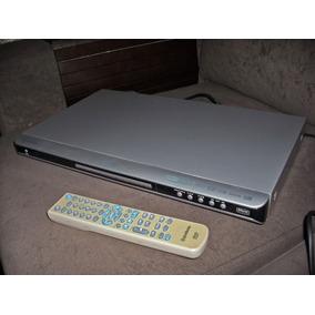 Dvd Player Toca-tudo D-680 - Gradiente Usado Leia O Anúncio!