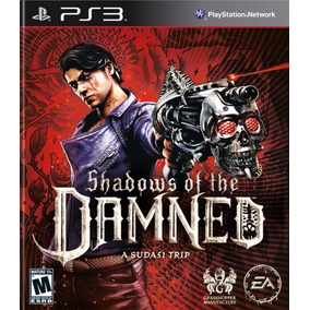 Jogo Shadows Of The Damned Playstation 3 Ps3 Frete Grátis!
