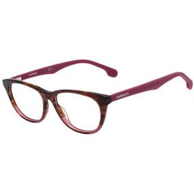Carrera 5547 V - Óculos De Grau 0t4 16 Marrom Mesclado Brilh 929ddc17fa