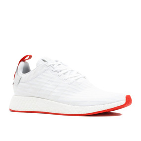 Tênis Adidas Nmd Branco Masculino Na Caixa Super Oferta - Tênis no ... 208f2ad7725ef