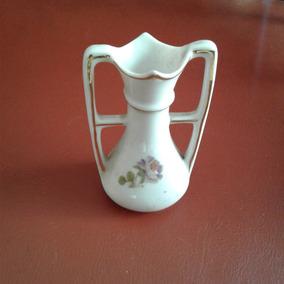 Arremate Jarrinha Antiga De Porcelana 10 Cm Altura Linda