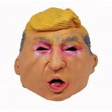 Máscara Donald Trump Presidente X6 Disfraz Hecha Ref Ms-144 6cfca91ebfe