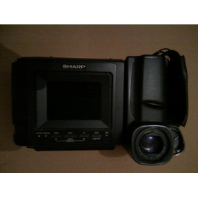 Filmadora Sharp Vl-e39b - Para Recuperar Pecas.