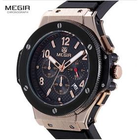 Relógio Social A Pronta Entrega Super Diferente Megir Social