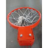 Aro Retractil Basketball Abatibles Con Resorte (par)