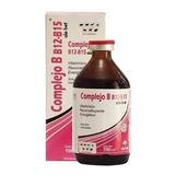 Complejo B B12 B15 Vitamin Reconstituyente Energetico Gallos