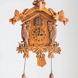 Reloj Cucu - Péndulo Y Pájaro