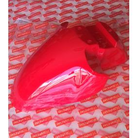 Paralama Dianteiro Vermelho Original Da Shineray New 50