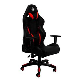 Cadeira Pichau Gaming Fantail Vermelha, By-8179-vermelho