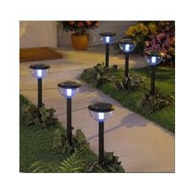 Luz Jardin Solar