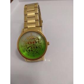 Relógio Chillibeans Dourado