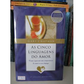 Livro As Cinco Linguagens Do Amor - Gary Chapman