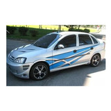 Faixas Laterais Adesivos Portas Tuning Sport Par Carros Top