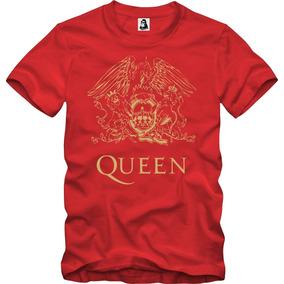 Camisa Camiseta De Rock Queen Freddie Mercury Rock 015