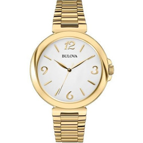 e27332fdfbf Relogio Bulova Feminino Original - Relógio Bulova Feminino no ...