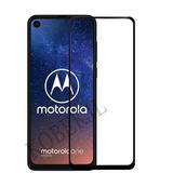 Película De Vidro 3d Motorola Moto One Vision Tela 6,3 Pol