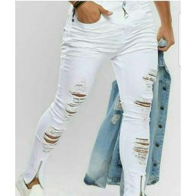 40e2499591 Calça Rasgada Masculina - Calças Jeans Masculino no Mercado Livre Brasil