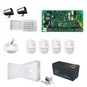 Kit Alarme Paradox Sp4000+k10+5 Nv5+1dg85+2dg75