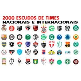 1900 Vetores Escudos De Times De Futebol - Informática no Mercado ... 3d61d9b5fbf91