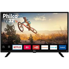 Smart Tv Led 32 Philco Ptv32g50sn Hd C/ Conversor Digital