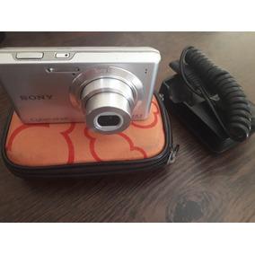 Câmera Fotográfica Sony Cyber Shot Dsc-w610