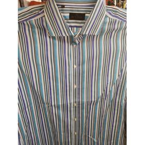 Camisa Italiana Etro 44 Original (no Gucci, Valentino, Ch)