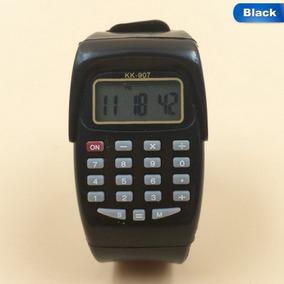 Relógio Calculadora Kk-907