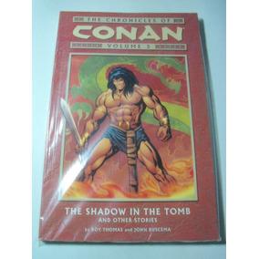Encadernado The Chronicles Of Conan Vol 5 (dark Horse Books)