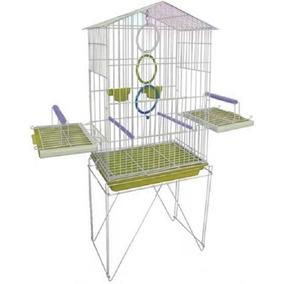 Acessórios Para Pássaros Gaiola Ração Calopsita Mansa