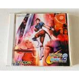Capcom Vs Snk 2 / Sega Dreamcast Fox Store
