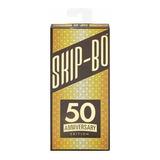 Cartas Skip Bo 50th Anniversary Mattel