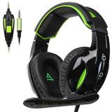 Supsoo G813 Xbox Un Juego Auricular De 3,5 Mm Estéreo Con