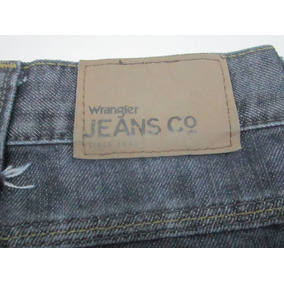 Jeans Wrangler Talla 38 X 30 Relaxed Straight Rn 130273