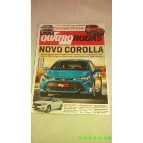 *jl Revista Quatro Rodas Outubro 2018 Ed.713*