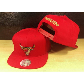 1f8dbf4c8a795 Gorras Chicago Bulls Mitchell And Ness - Ropa y Accesorios en ...
