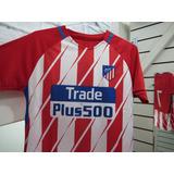 Camisa E Cal O Atletico De Madrid Home no Mercado Livre Brasil c212833dd762d