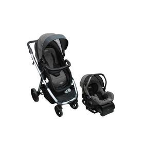 Carriola Multiusos Con Base Negro Infanti
